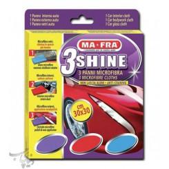 دستمال سه کاره مفرا MAFRA 3Shine Clothes