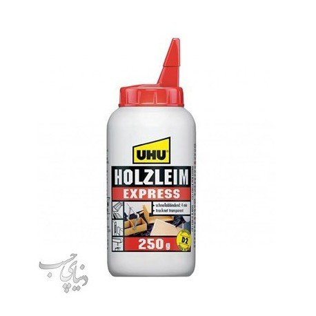 چسب چوب فوري اوهو UHU Express Wood آلمان