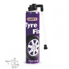 اسپري رفع پنچري لاستيک وينز Tyre Fix WYNN'S