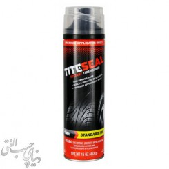 اسپری پنچر گيری تایت سیل گانک TiteSeal Instant Tire Repair