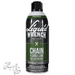 روان کننده زنجیر گانک GUNK Liquid Wrench Chain & Cable Lube
