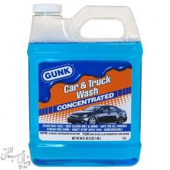 شامپوی قدرتمند خودرو گانک GUNK Truck Wash Concentrate