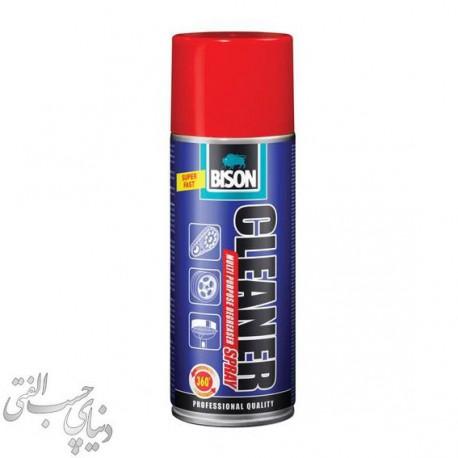 اسپری تمیز کننده بایسون Bison Cleaner Spray