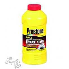 روغن ترمز دات 3 پرستون Prestone Dot 3 Brake Fluid مدل AS400Y