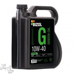 روغن موتور 4 لیتری بیزول BIZOL Green Oil 10W-40 SN
