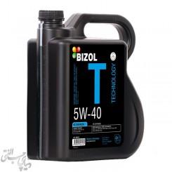 روغن موتور 4 لیتری بیزول BIZOL Technology 5W-40 SN