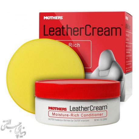 پک مرطوب کننده و محافظ چرم مادرز Mothers Leather Cream