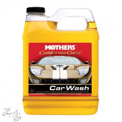 شامپو کنسانتره مادرز Mothers California Gold Car Wash مدل 05632