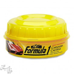 واکس بدنه کارنوبا فرمول 1 Formula1 Carnauba Car Wax