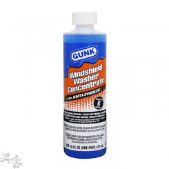 شیشه شور ضد یخ گانک GUNK Windshield Washer Concentrate with Anti Freeze