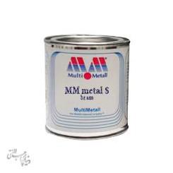 پودر فلز برنج مولتی متال Multi-Metall MM metal-S Brass