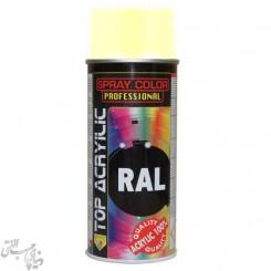 اسپری رنگ سفید کرم اکو سرویس 9001 Eco Service RAL Spray Color