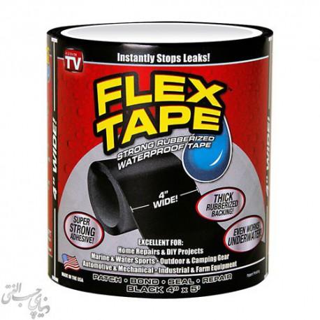 نوار فلکس تیپ مشکی Flex Tape (اورجینال)