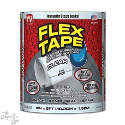 نوار فلکس تیپ بی رنگ Flex Tape ( اورجینال )