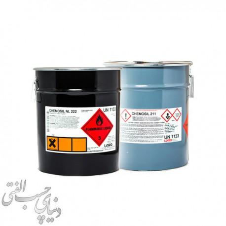 چسب دو جزئی لاستیک کموزیل Chemosil 222
