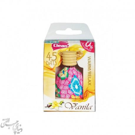خوشبو کننده وانیلی کوئیک کلین Quick Clean Vanilla Perfume