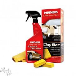 کیت کلای بار مادرز Mothers Clay Bar Kit