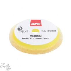 پد پشمی نیمه زبر روپس Rupes Polishing Pad BW150M