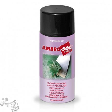 اسپری رنگ بر امبروسول Ambro-Sol Paint Remover