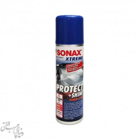 محافظ رنگ + براق کننده بدنه خودرو سوناکس SONAX Protect + Shine
