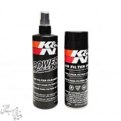 کیت شستشو و شارژ فیلتر کی اند ان K&N Recharger Kit