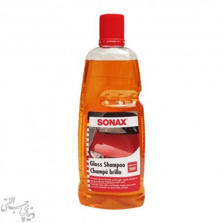 شامپو براق کننده سوناکس SONAX Gloss Shampoo