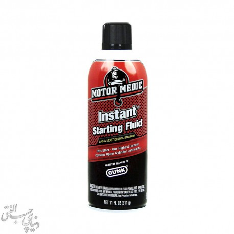 اسپری اتر گانک GUNK Instant Starting Fluid