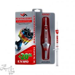 احیاگر موتور خودرو زادو XADO EX120 for Gasoline and LPG Engine