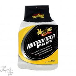 دستکش شستشوی مایکروفایبر مگوآیرز Meguiar's Microfiber Wash Mitt