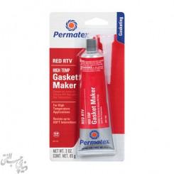 واشر ساز حرارتی قرمز پرماتکس اصلی Permatex Red RTV Gasket Maker مدل 81161