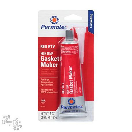 واشر ساز حرارتی قرمز پرماتکس اصلی Permatex Red RTV Gasket Maker