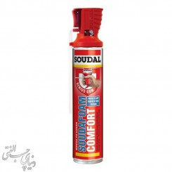 اسپری فوم پلی اورتان چند بار مصرف سئودال Soudal SoudaFoam Comfort