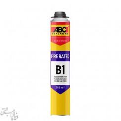 فوم پلی اورتان ضد آتش ای بی سی سیلنتس ABC Sealants Fire Rated PU Foam