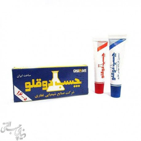 اپوکسی آهن غفاری Ghaffari OX Glue