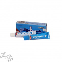 چسب دو قلو شفاف غفاری Ghaffari Epoxy Glue