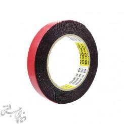 چسب دو طرفه 2 سانت پوست قرمز اس فایو S5 Double Sided Tape