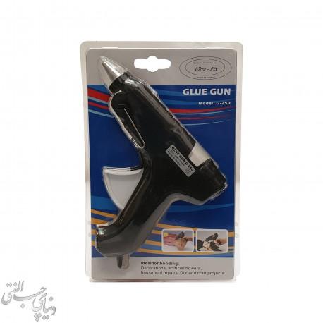 دستگاه تفنگ چسب حرارتی اولترا فیکس Ultra-Fix Glue Gun مدل G-250