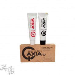 چسب دو قلوی صنعتی آکسیا AXIA Plus Epoxy Adhesive