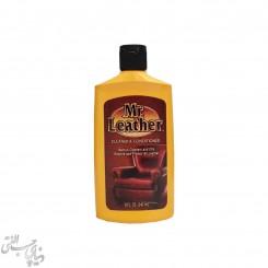 واکس مایع تمیز کننده و محافظ چرم فرمول 1 Formula1 Mr. Leather