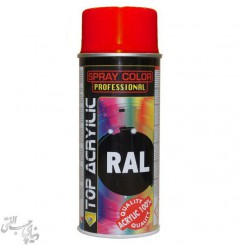 اسپری رنگ اکریلیک قرمز رنگ اکو سرویس 3000 Eco Service RAL Spray Color