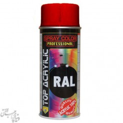 اسپری رنگ اکریلیک قرمز رنگ اکو سرویس 3005 Eco Service RAL Spray Color