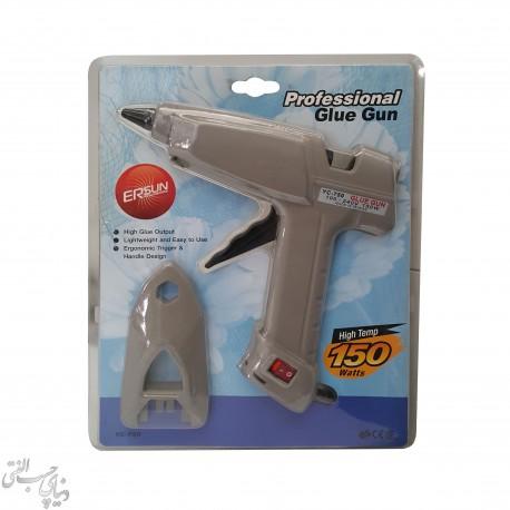 دستگاه تفنگ صنعتی چسب حرارتی هوم ایز هوی Homeease Heavy Glue Gun