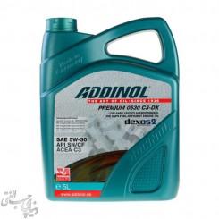 روغن موتور 5 لیتری ادینول Addinol 5W-30 desox