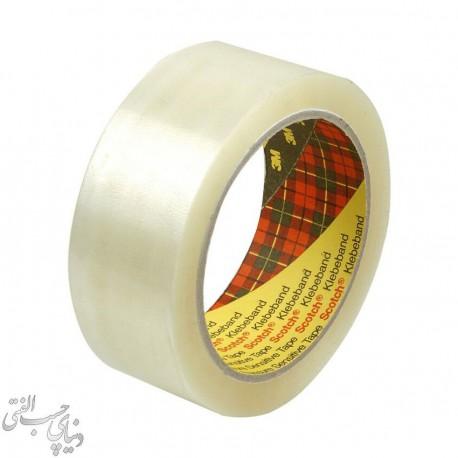 چسب نواری کنفی بی اثر تری ام 3M Scotch 8916V Filament Tape