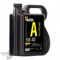 روغن موتور بیزول  BIZOL Allround 5W-40آلمان