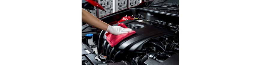 موتور و جلو بندی خودرو